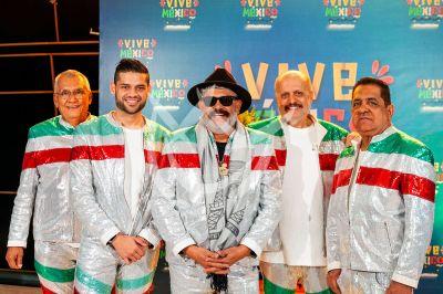 Mi Banda El Mexicano dice ¡Vive México!