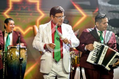 Rayito Colombiano dice ¡Vive México!