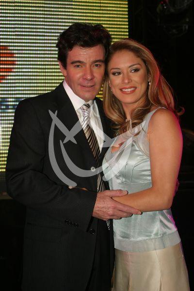 Guillermo y Marcia en Pablo y Andrea