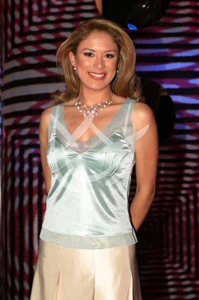 Marcia Coutino en Pablo y Andrea