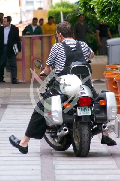 #TBT 2005: ¡Abran paso a Chabelo motorizado!