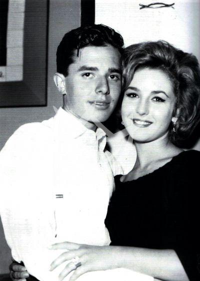 Angélica María y Enrique Guzmán, 1962