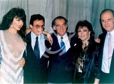 Angélica María y amigos 1985