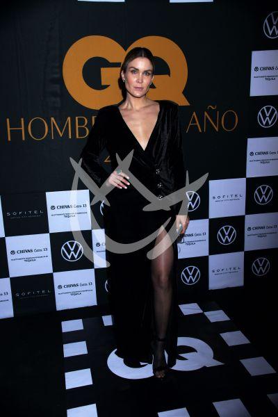 Verónica Montes con GQ