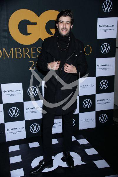 Juan Pablo Gil con GQ