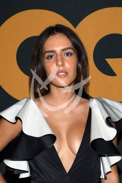 Camila Valero con GQ