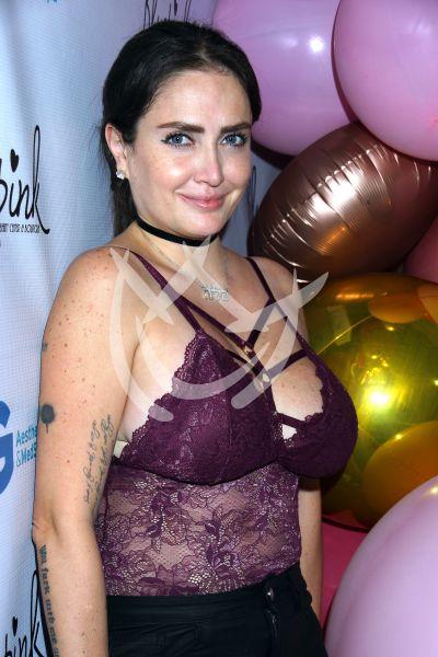 Celia Lora también al Botox Party