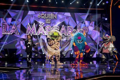 Omar Chaparro en ¿Quién Es La Máscara?