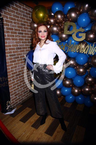 Carmen Campuzano de aniversario
