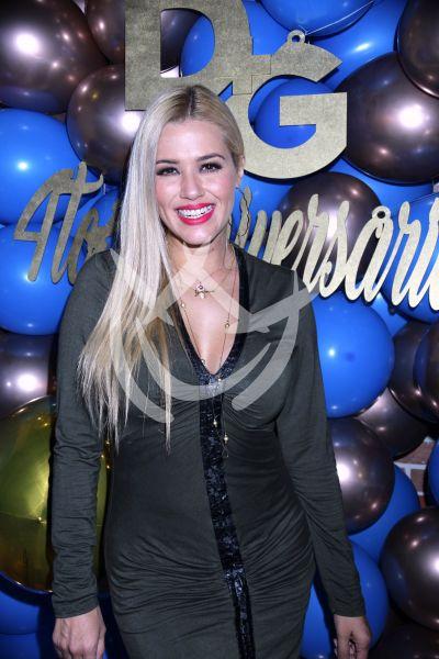 Yulianna Peniche de aniversario
