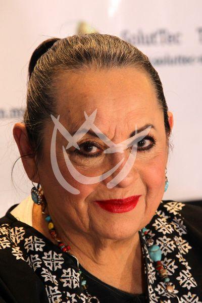 Lucila Mariscal en Risas y Canciones
