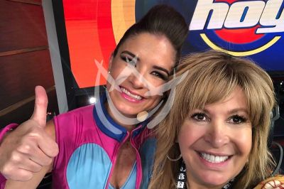 Magda Rodíguez y Paty Sirvent