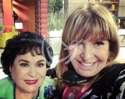 Magda Rodíguez y Carmen Salinas