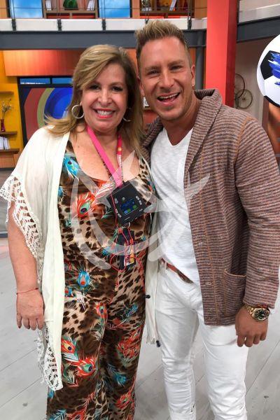 Magda Rodíguez y Salvador Zerboni