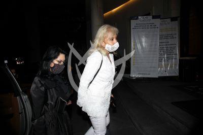 Carla Estrada despide a Magda