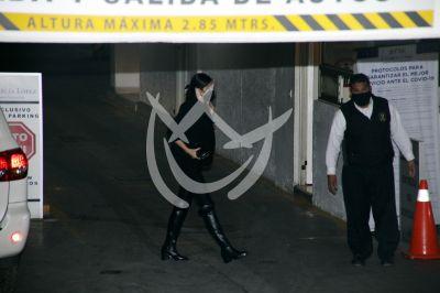 Marisol González despide a Magda