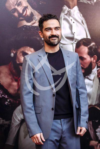 Alfonso Herrera en El Baile de los 41