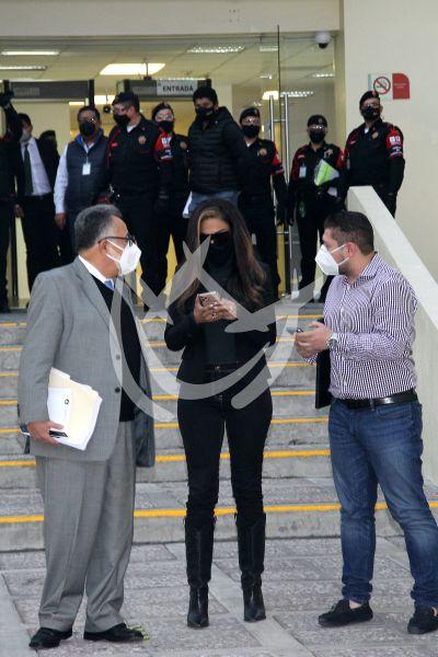 Stephanie Valenzuela confirma acusación