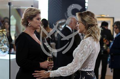 Angelique y Leticia en Imperio de Mentiras