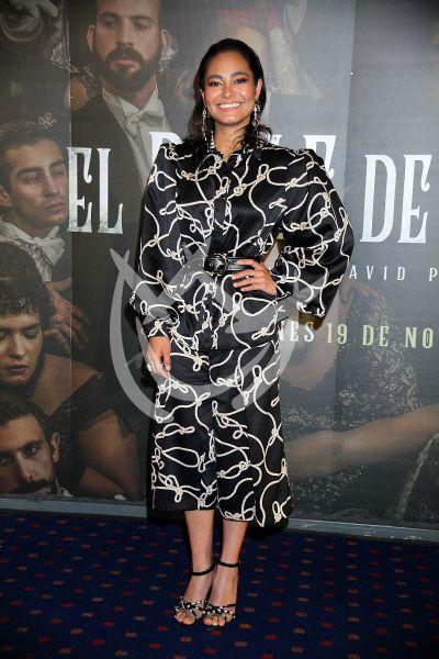 Mabel Cadena en El Baile de los 41