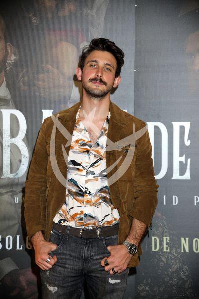 Emiliano Zurita en El Baile de los 41