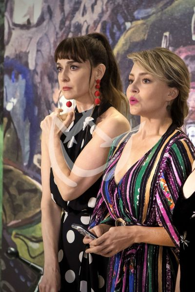 Angelique Boyer y Susana González