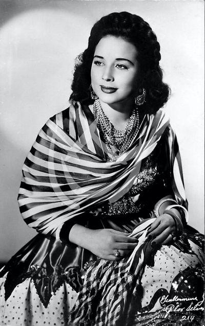 Flor Silvestre circa 1958