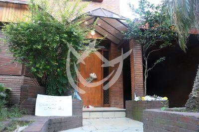 Su casa en el barrio de Devoto