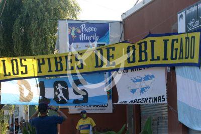 Argentina da el último adiós a Diego Armando Maradona