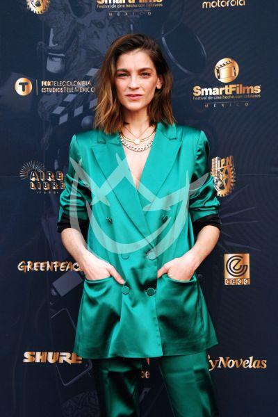 Irene Azuela en Smart Films