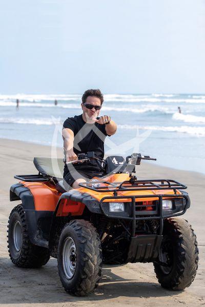 Kuno Becker y más con Fuego en Acapulco