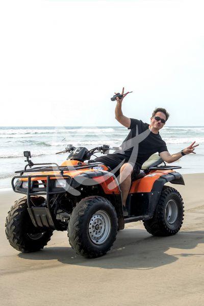 Kuno Becker en Acapulco