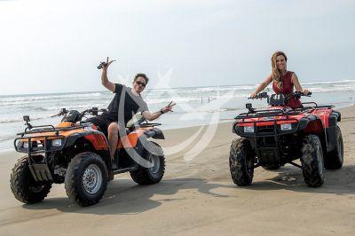 Kuno Becker y Mariana Torres en Acapulco