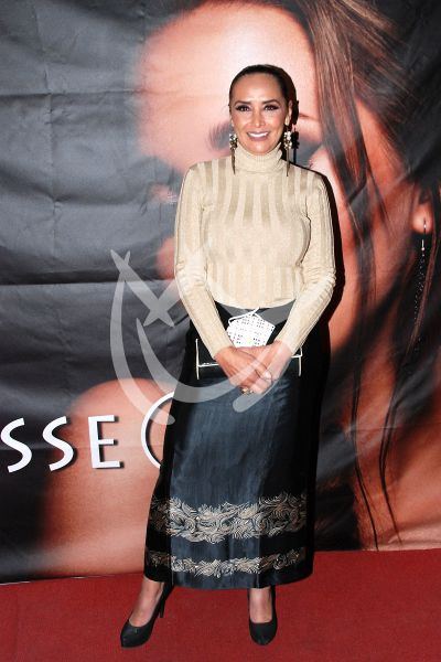 Mayra Rojas a la moda