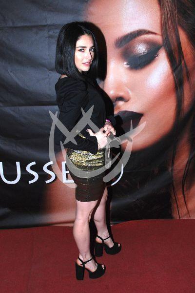 Wendy González a la moda