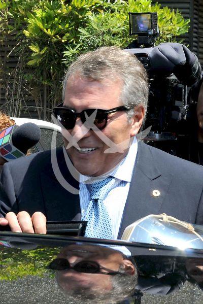 Muere don Jaime Camil Garza, papá de Jaime Camil