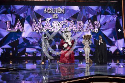 María León y más a la final de Quién Es La Máscara