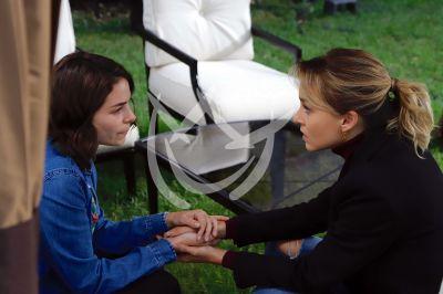 Angelique y Alejandra en Imperio de Mentiras