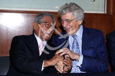 Armando Manzanero y Manuel Alejandro