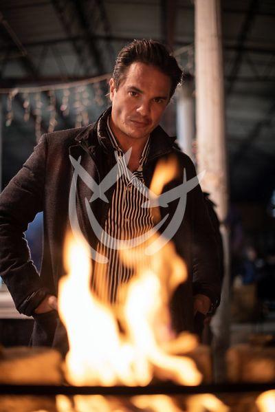 Kuno Becker en Fuego Ardiente