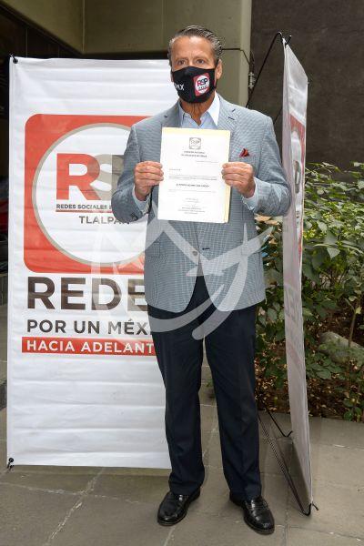 Alfredo Adame por el PRSP
