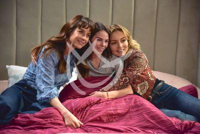Angelique, Susana y Alejandra al final de Imperio de Mentiras