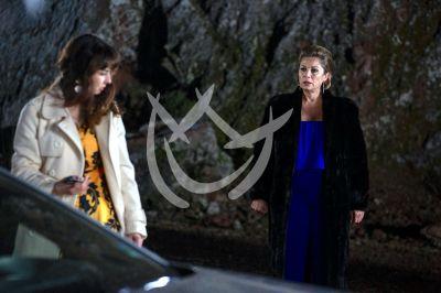 Lety y Susana al final de Imperio de Mentiras