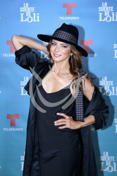 Silvia Navarro en La Suerte de Loli