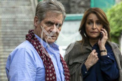 Daniela Romo y Leonardo Daniel en Vencer El Desamor