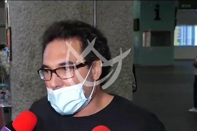 Eduardo Yáñez ¡cachetadón!