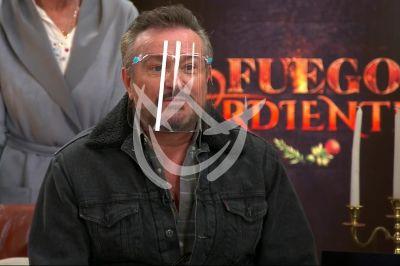 Arturo Peniche en Fuego Ardiente