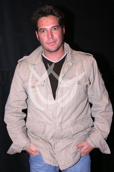 Rodrigo Mejía en Fuego En La Sangre