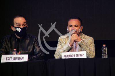 Gerardo Quiroz y Fred Roldán quieren teatro