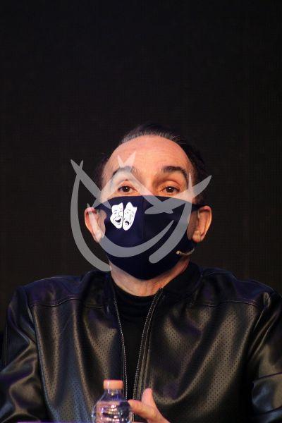 Fred Roldán quiere teatro